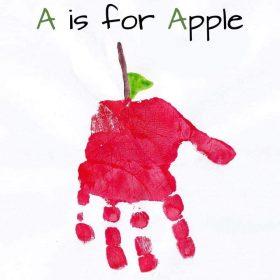 handprint A