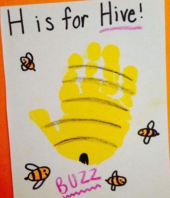handprint h