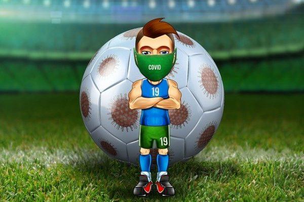 covid-19 footballer