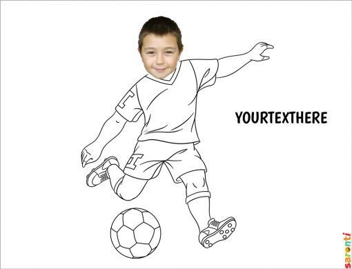personalised-colouring-footballer-scoring-goal