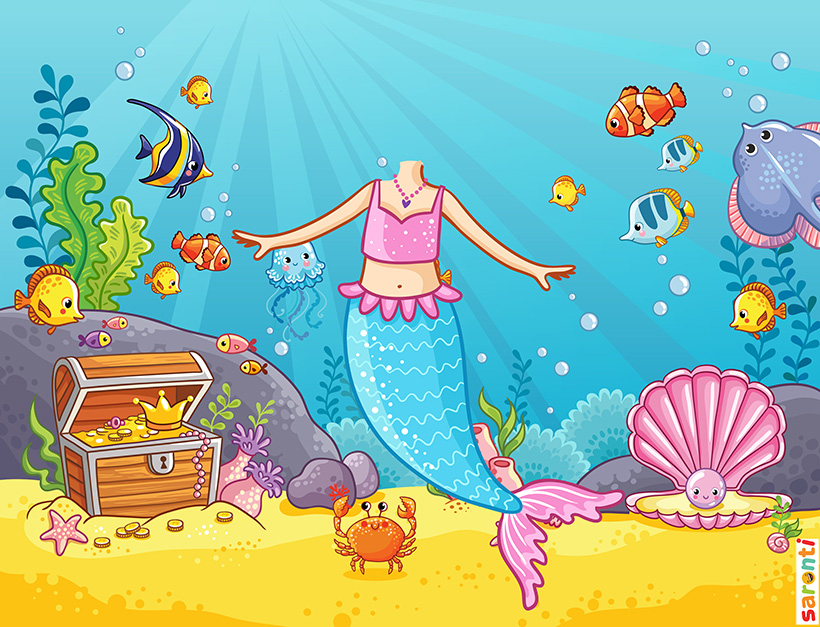 personalised-picture-mermaid
