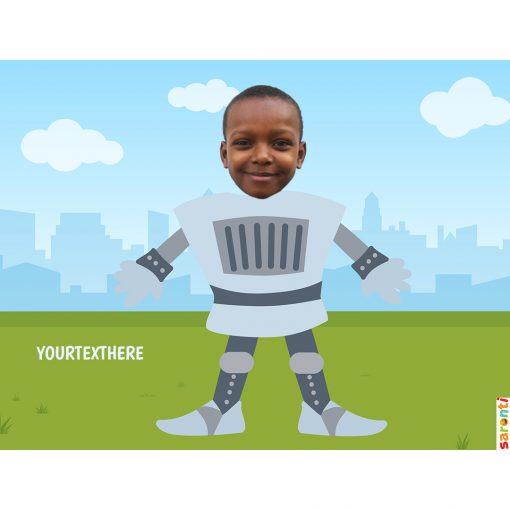 personalised-robot-picture