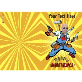 Personalised-birthday-card-for-dad-diy-hero