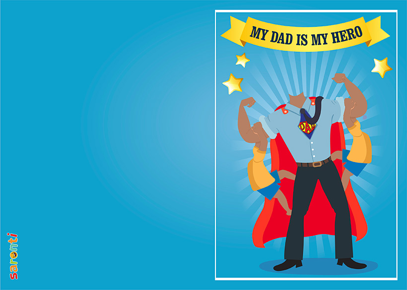 personalised-fathers-day-card-Superhero-2-kids-portrait_D