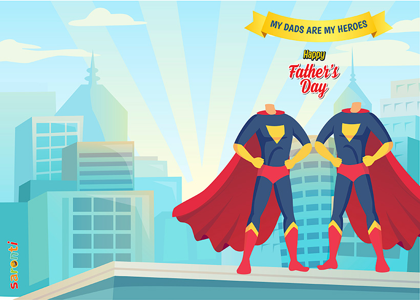 personalised-fathers-day-card-Superhero-2dads-portrait