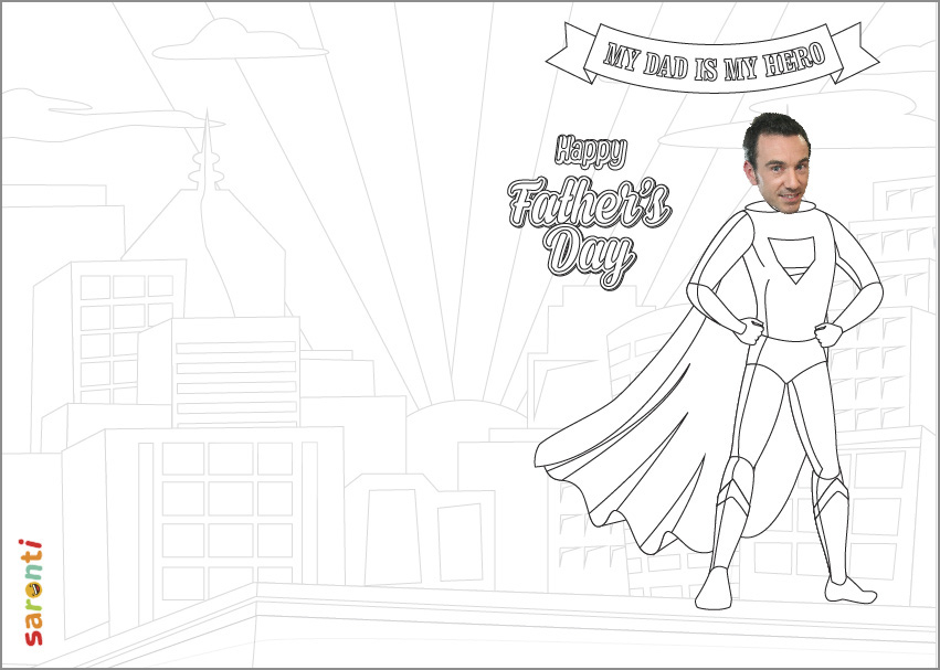 personalised-fathers-day-card-Superhero-colouring