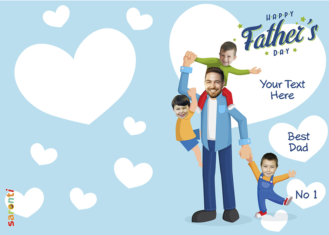 personalised-fathers-day-card-dad-3-boys-portrait-01