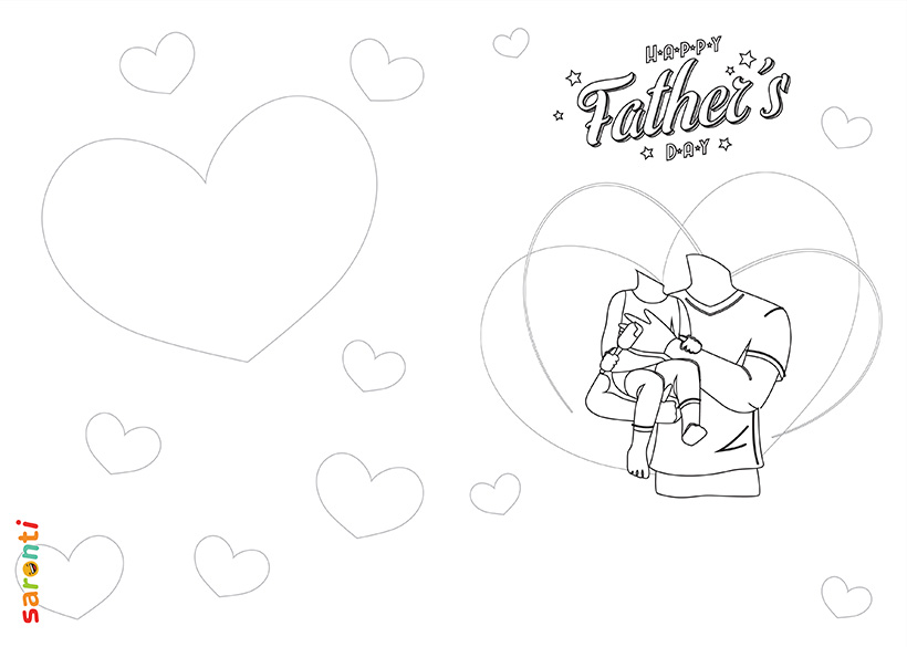 personalised-fathers-day-card-dad-child-heart-colouring
