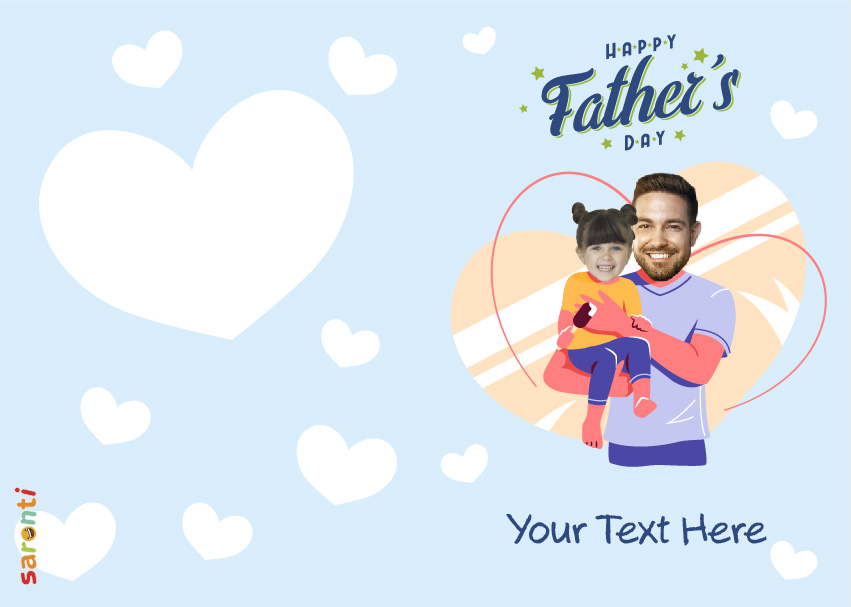 personalised-fathers-day-card-dad-child-heart-portrait