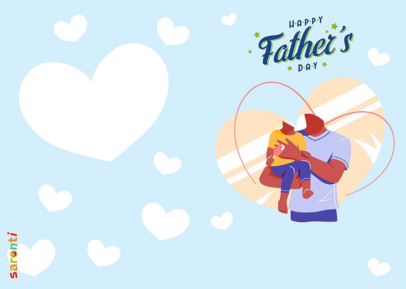 personalised-fathers-day-card-dad-child-heart-portrait_D