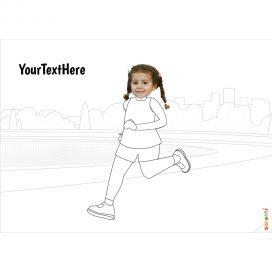 runner colouring