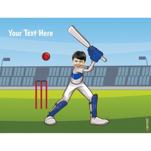 cricket kids portrait