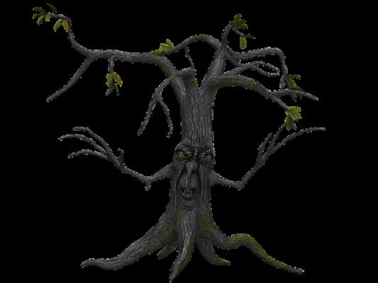 talking tree