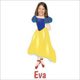 snow white kids character product